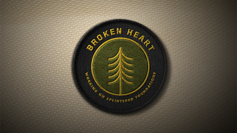 Broken Heart: Working on Splintered Foundations