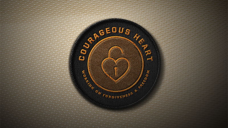 Courageous Heart: Working on Forgiveness & Freedom