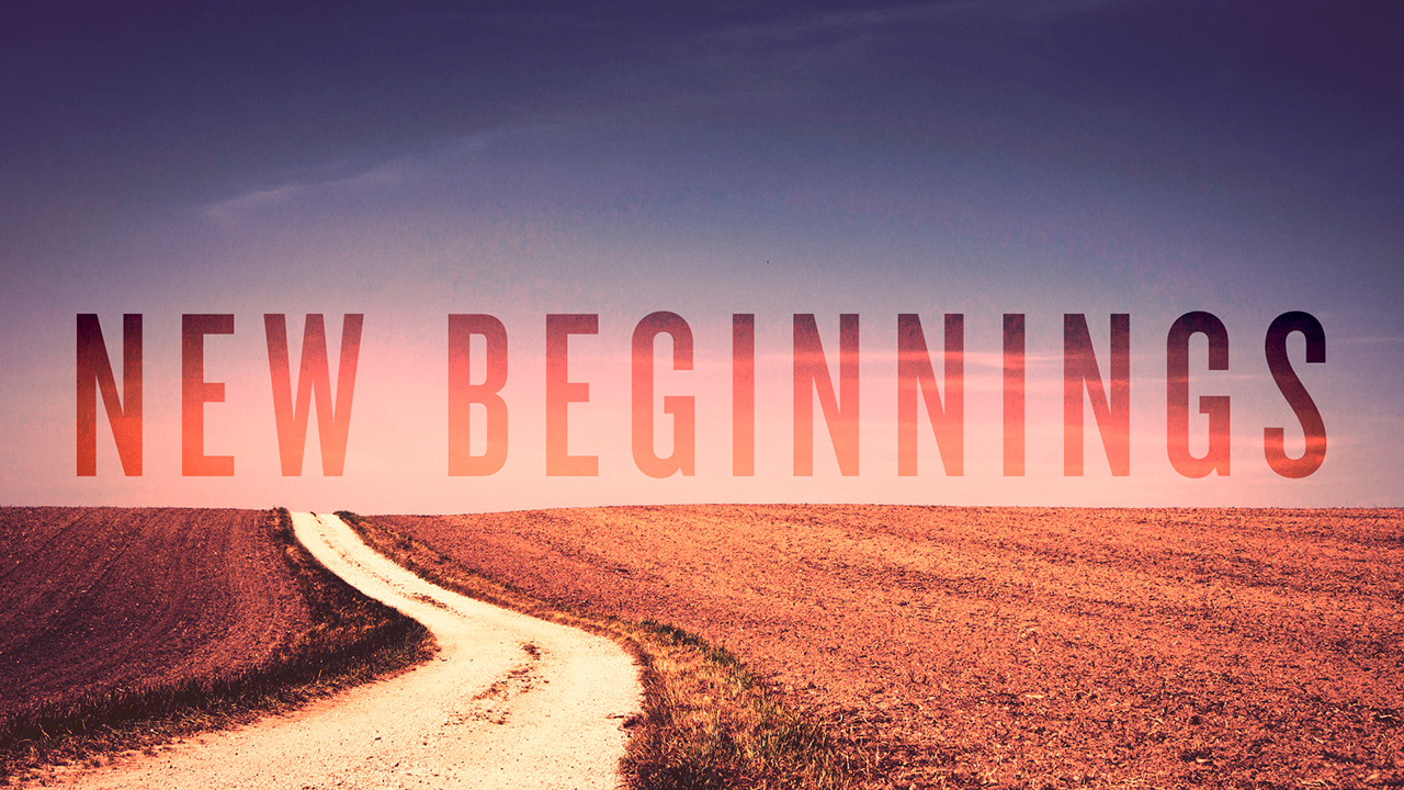 sermon outlines on new beginnings